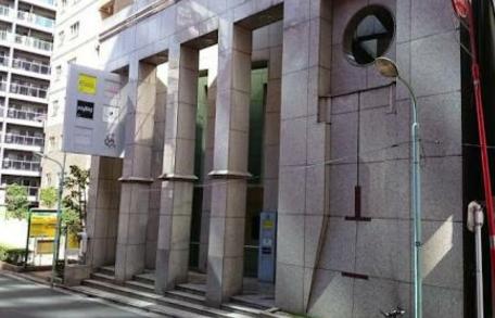六本木ミュゼルヴァのあるビルの外観