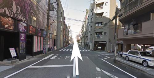 錦糸町のキャバクラ、蓮(れん)への道