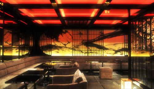 錦糸町のキャバクラ、蓮(れん)の店内画像