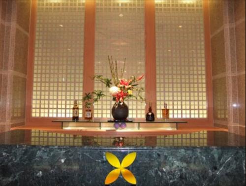 銀座のニュークラブ、撫子(nadeshiko)の店内画像