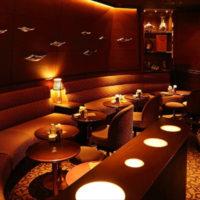 六本木のクラブ、キンコンカの店内画像