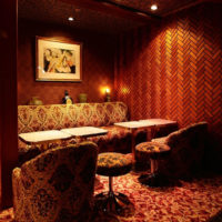 六本木のクラブ、フェリークの店内画像