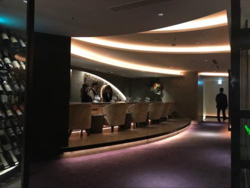 銀座の高級クラブ、クラブソル(clubsol)の店内画像