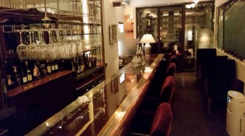 銀座の高級クラブ、瑞木の店内画像