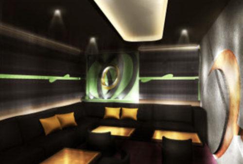 銀座の高級クラブ、クラブオー(clubo)の店内画像その2