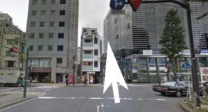 恵比寿アネックスへの道2