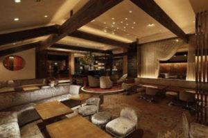 六本木のクラブ、茜の店内画像