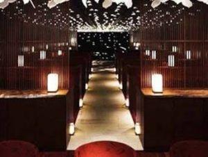 神楽坂のキャバクラ、蝶蝶(ちょうちょう)の店内画像3