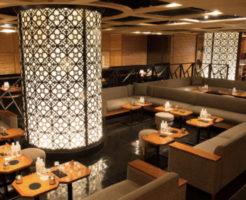 歌舞伎町のキャバクラ、アジアンクラブの店内画像