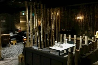 恵比寿会員制ラウンジ、ビゼハウスの店内画像