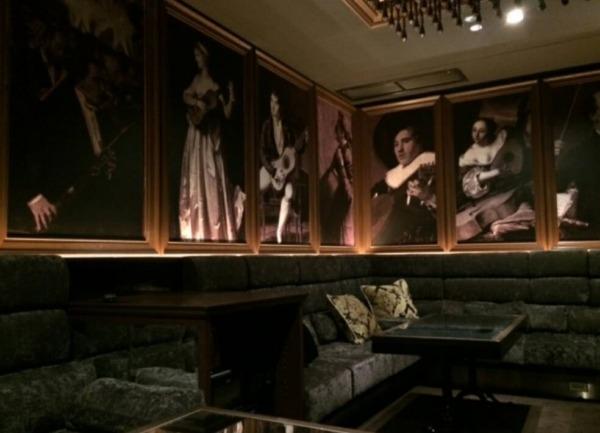 六本木リブレットの店内画像