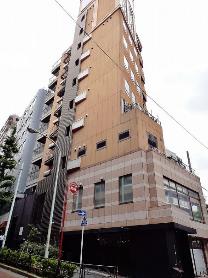 ミストラルポイントビルの外観