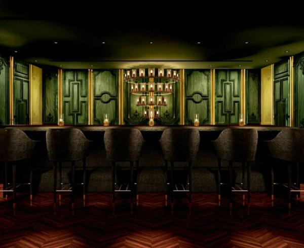 麻布十番会員制クラブラウンジ、dixの店内画像2