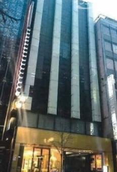 銀座ウォータータワービルの外観