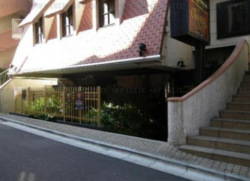 六本木ラウンジ、ルパンのあるビル入口
