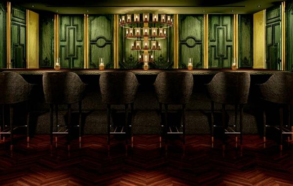 麻布十番ラウンジ、ディーアイエックスの店内画像