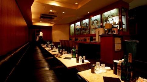 歌舞伎町キャバクラ、蘭丸の店内画像3