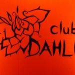 銀座ニュークラブ、ダリアの看板