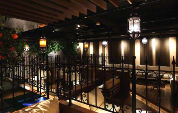 新宿歌舞伎町「オレンジテラス」