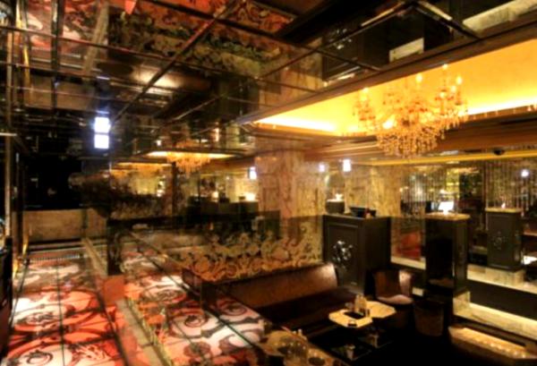 新宿歌舞伎町キャバクラ『ヴェルージュ』