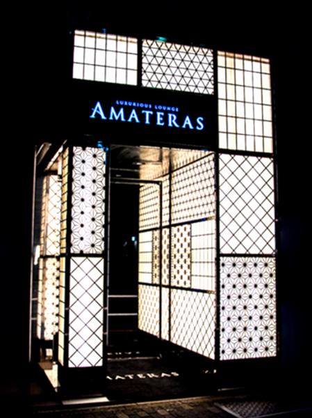 歌舞伎町キャバクラ・アマテラスの外観