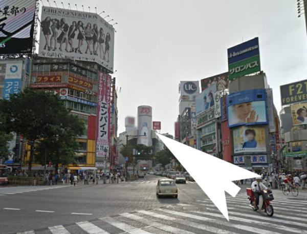 渋谷キャバクラ『バーニーズ』への道のり