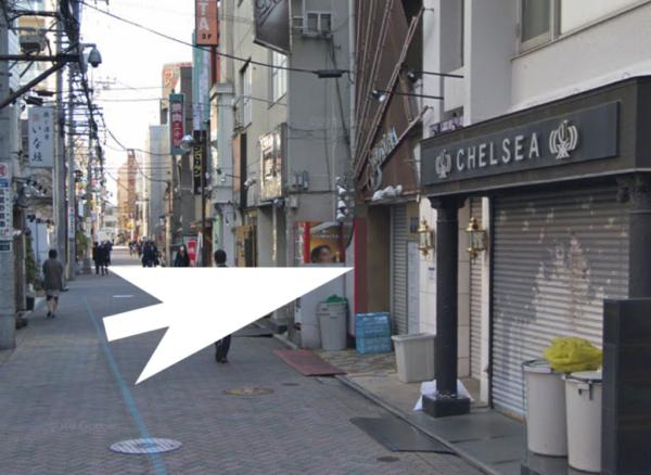 吉祥寺キャバクラ『チェルシー』の道のり