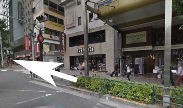 恵比寿ラウンジ『チケッツ』への道のり