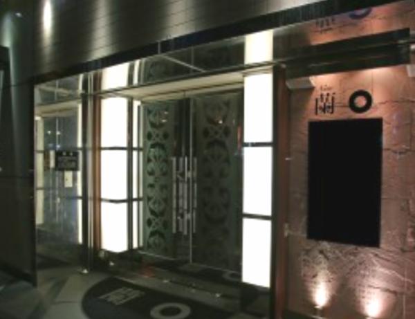 新宿歌舞伎町キャバクラ『蘭丸ランマル』の外観